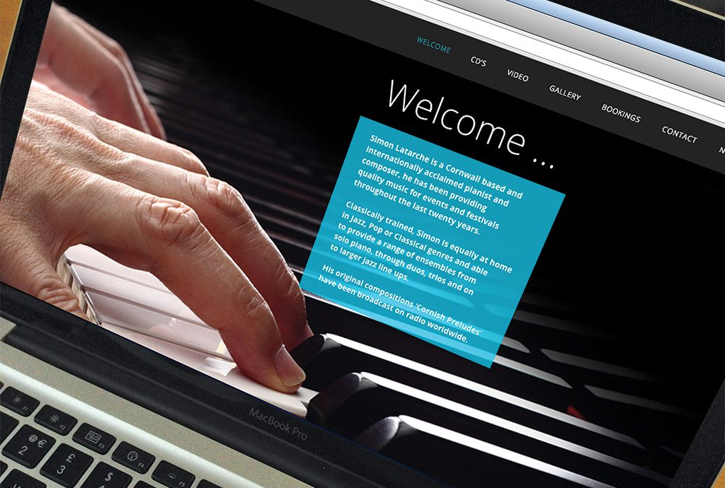 simon latarche new website