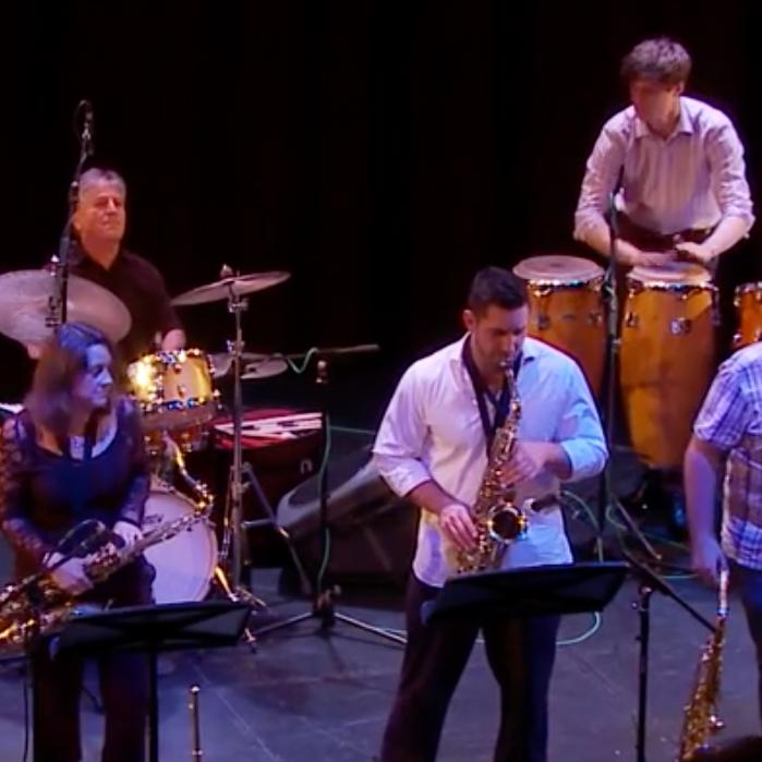 simon latarche jazz ensemble 2